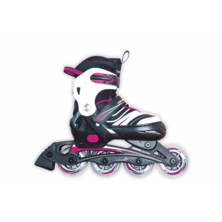 AUTHENTIC SPORTS Rollers enfant réglables, fille 29-32