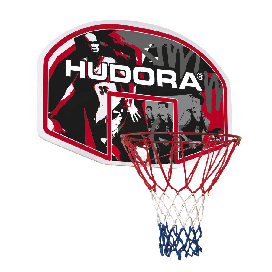 HUDORA basketbalová sada In-/Outdoor 71621