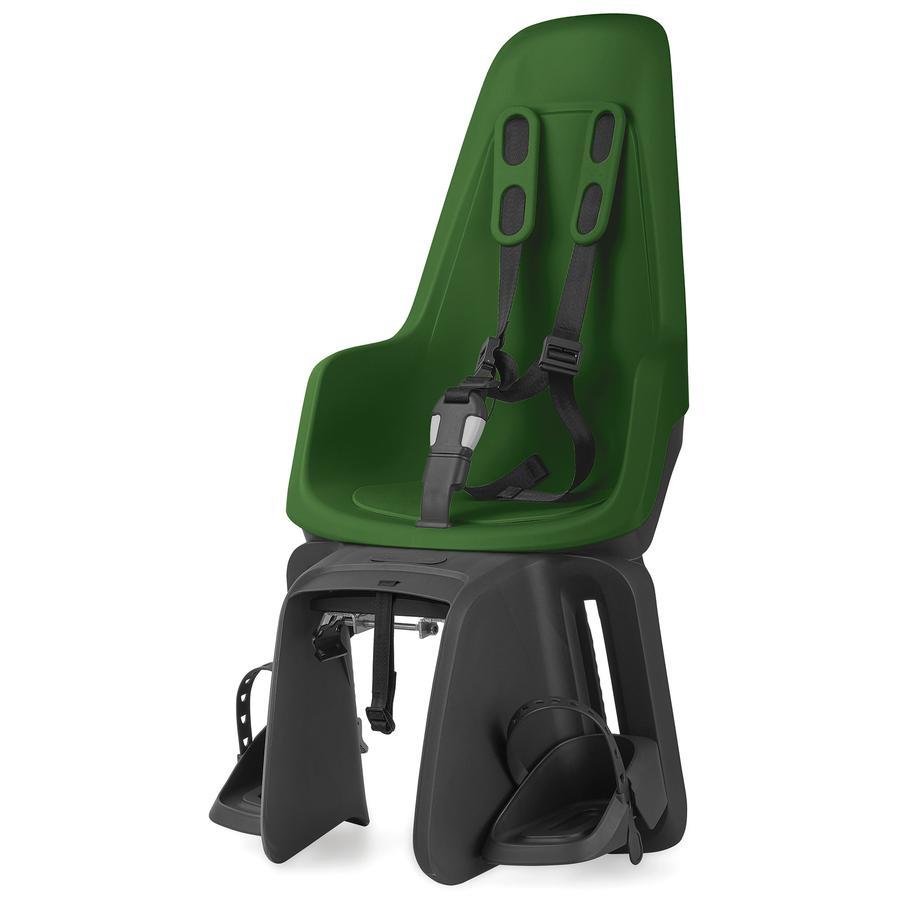 BOBIKE silla de bicicleta Maxi One Olive Verde