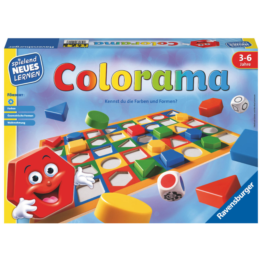 Ravensburger Colorama 2018