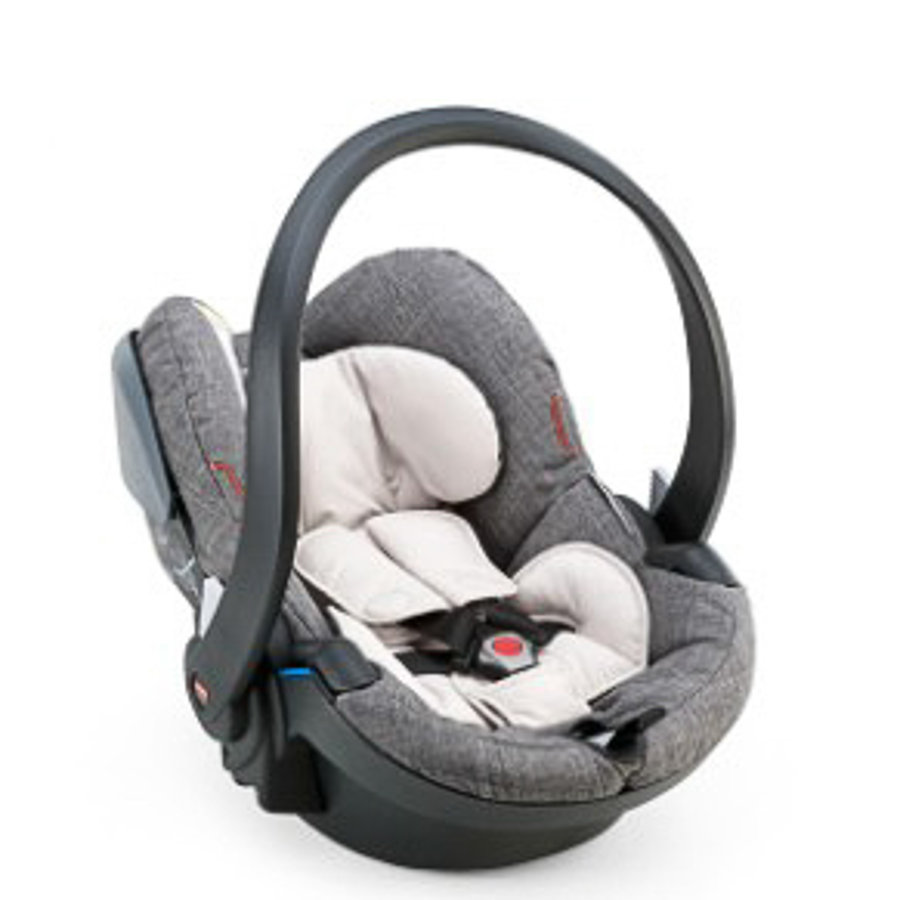 STOKKE® Babyschale iZiGo™ X1 by BeSafe® Black Melange