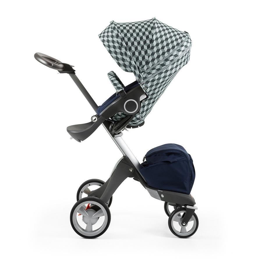STOKKE® Kinderwagen Style Kit Grey Cube
