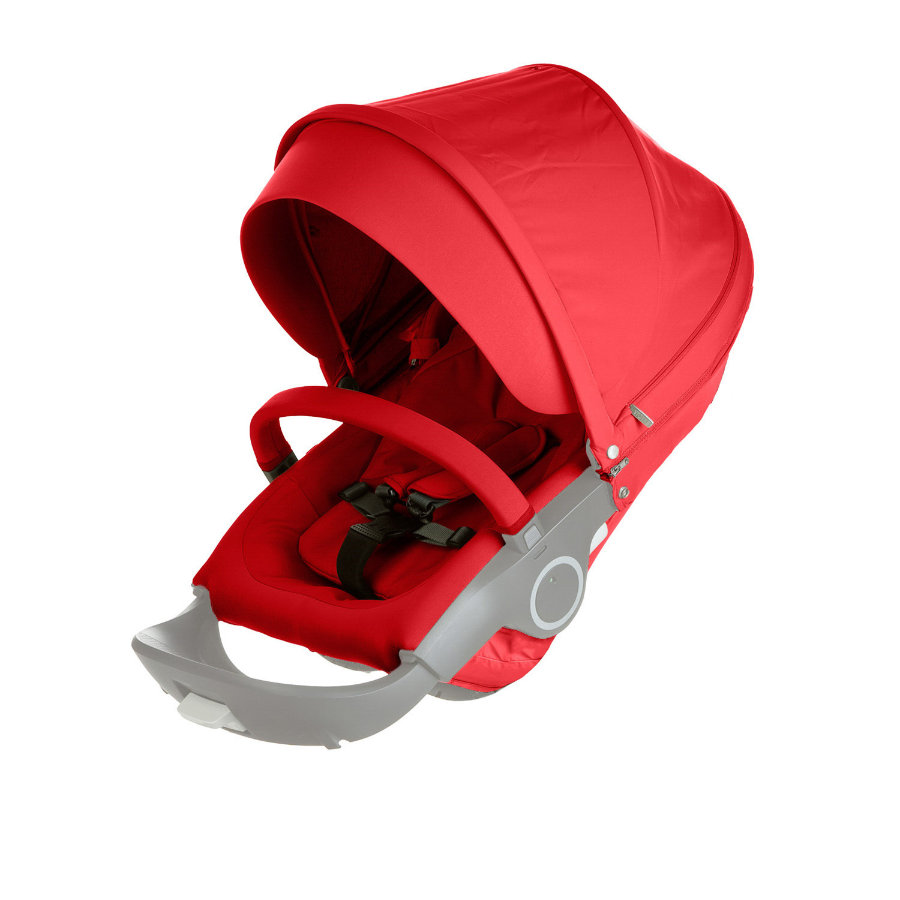 STOKKE® Kinderwagen Xplory Style Kit Sitz Red