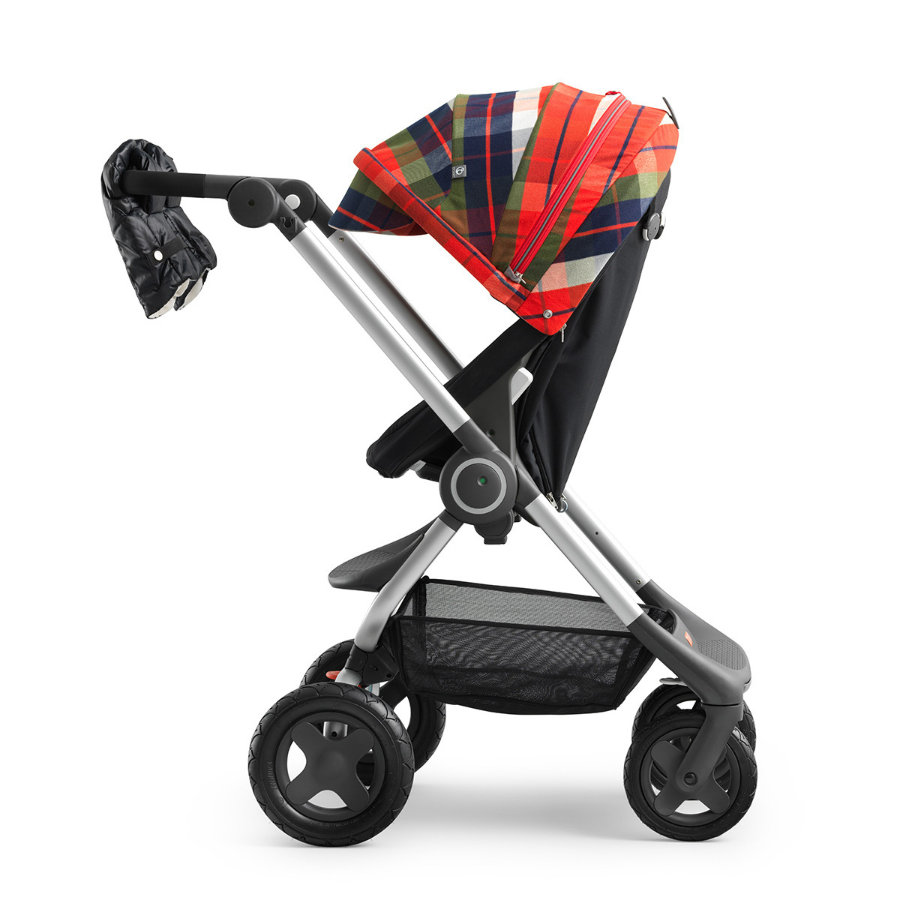 STOKKE® Winter Kit für Scoot™ Flanell Red