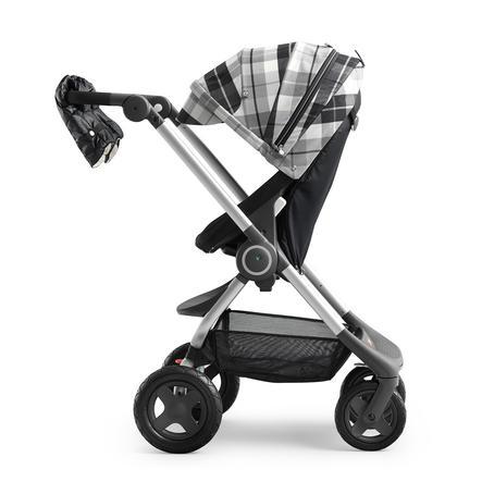 STOKKE® Winter Kit für Scoot™ Flanell Grey