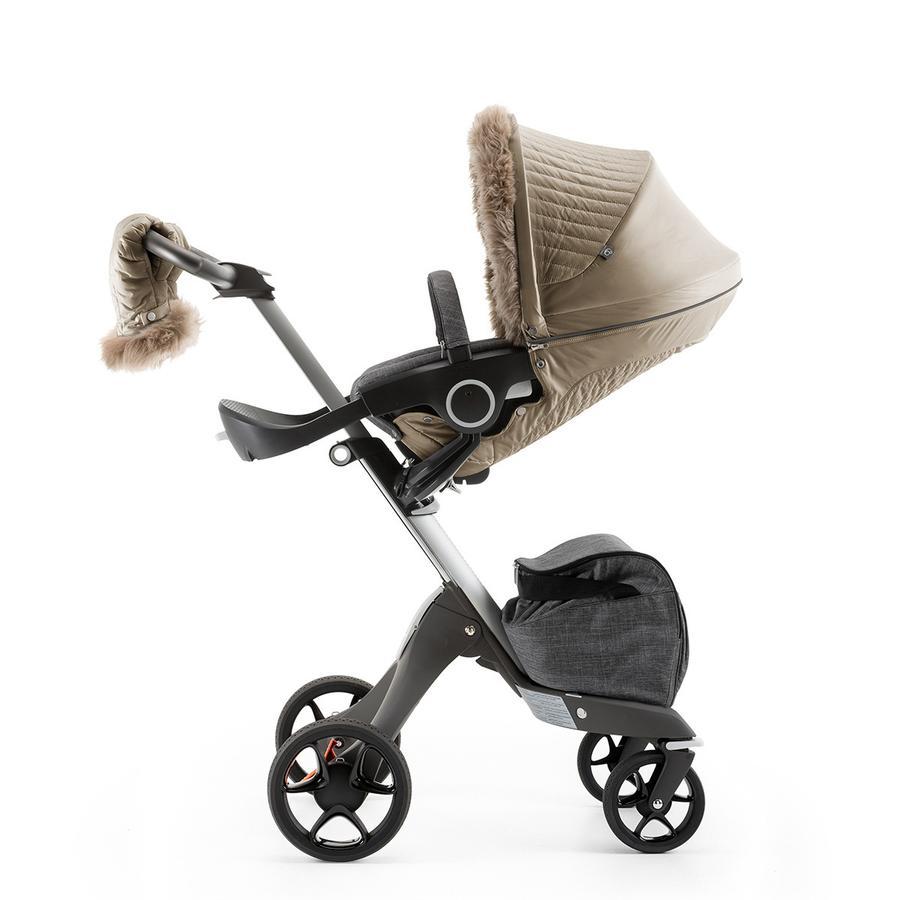 STOKKE Stroller Winter Kit Bronze Brown