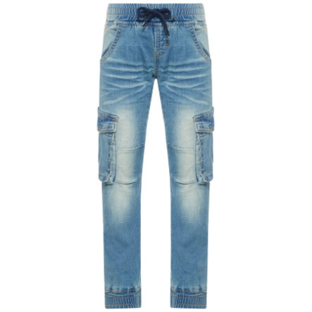 name it Boys Jeans Nmmromeo light blue denim