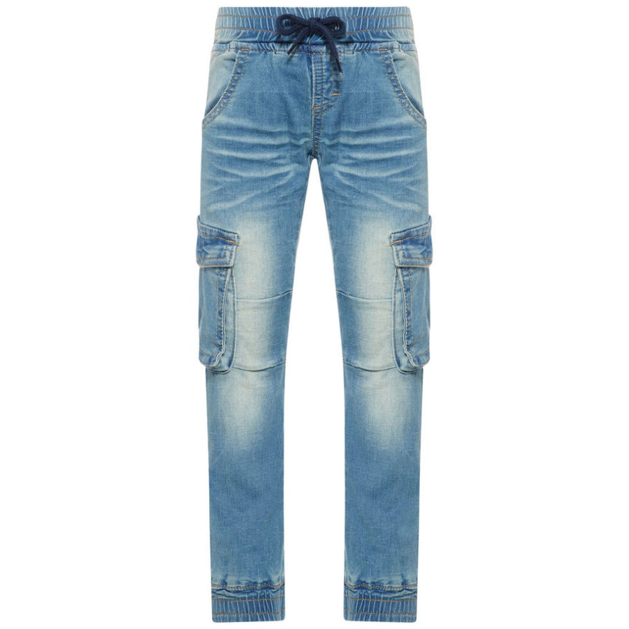 name it Boys Jeans Nmmromeo jasnoniebieski dżins.
