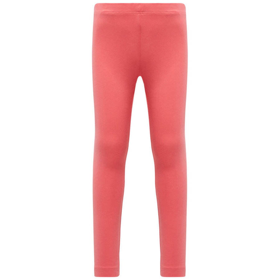name it Girls Leggings Nmfvivian sunkist coral