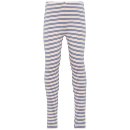 name it Girls Leggings Nmfvivian Stripe peachy keen