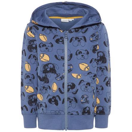 NAME IT poikien Sweat Jacket Nmmdastin vintage indigo