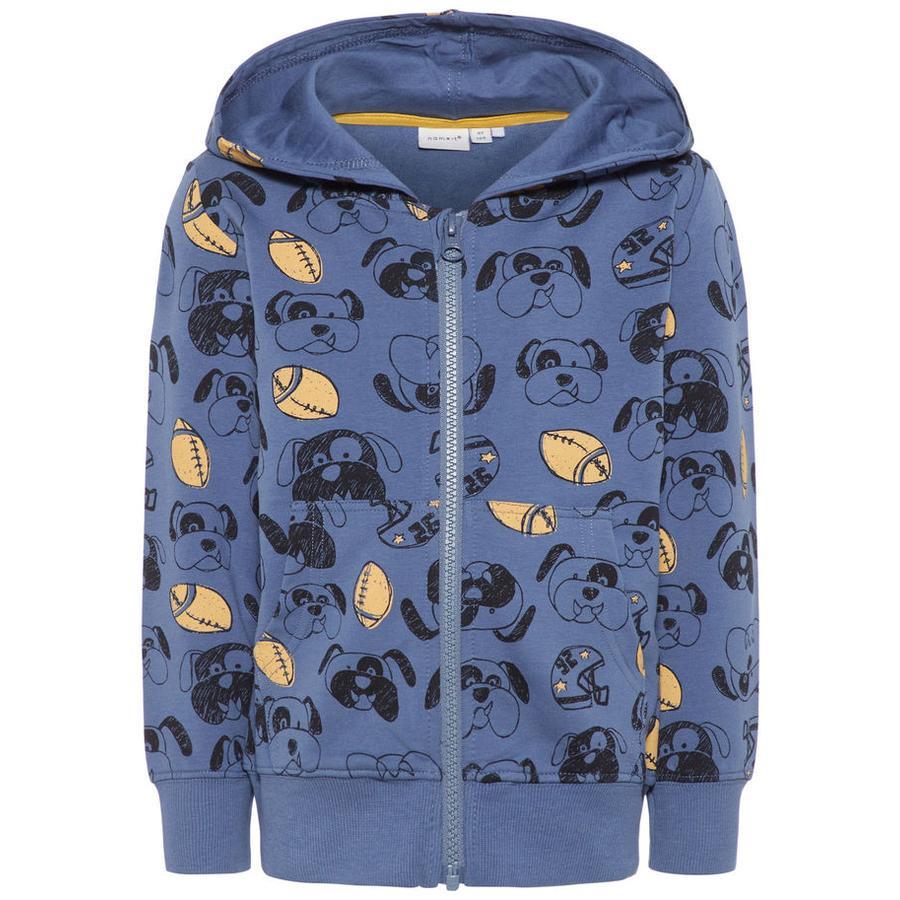 Name It Boys Sweatshirt Nmmdastin vintage indigo