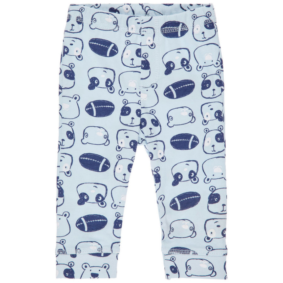 name it Girls Leggings Nbmdab baby blue