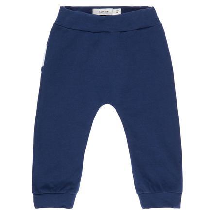 name it Boys Pantalones de chándal Nbmdas vestido azul