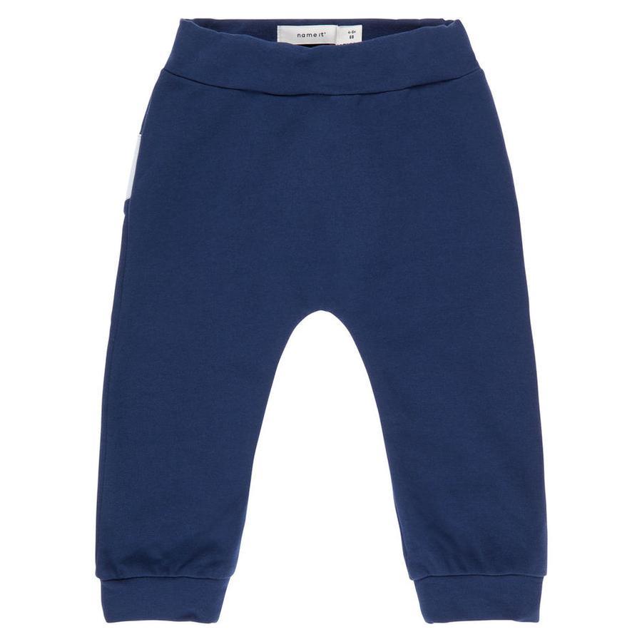 name it Boys Pantalon de survêtement Nbmdas robe blues