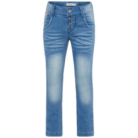 name it Boys Jeans Nmmsilas azzurro denim