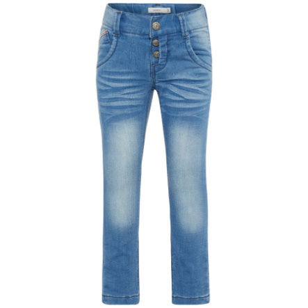 name it Boys Spijkerbroek Nmmsilas lichtblauw denim