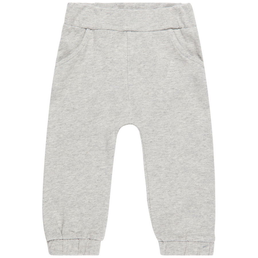 name it Pantalon de survêtement Nburda gris mélangé