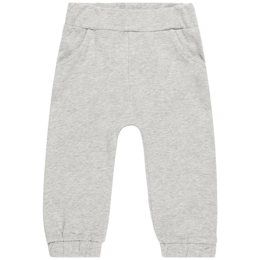 name it Pantalones de chándal Nburda gris mélange