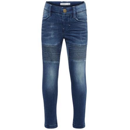 name it Girls Jeans Nmfpolly medium blue denim