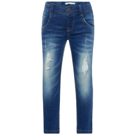 name it Boys Jeans Nmmtheo light blue denim