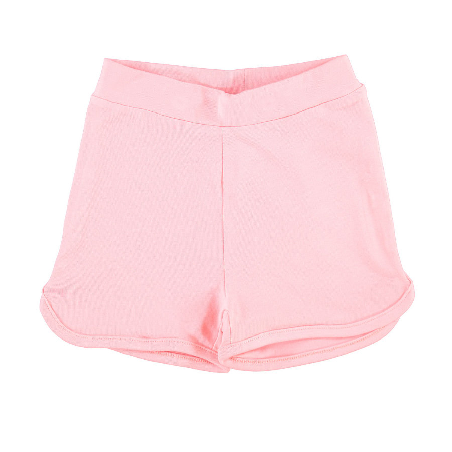 name it Girls Shorts Vims flamingo pink