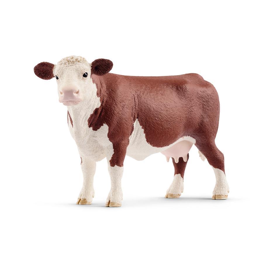 Schleich Herefordská kráva 13867