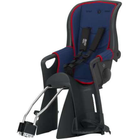 Britax Römer Fahrradsitz Jockey Relax Black - Blue/ Red