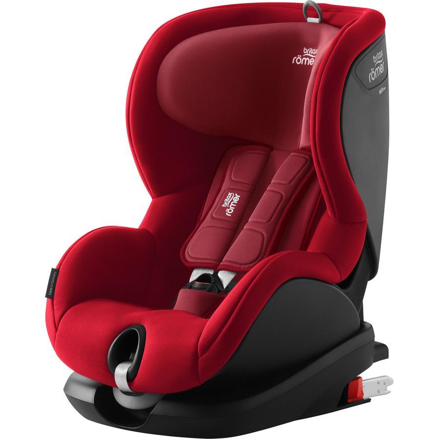 Britax Römer Kindersitz Trifix² i-Size Flame Red