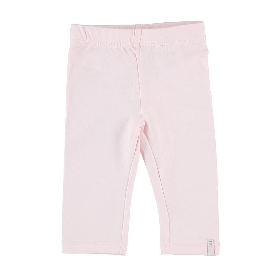 ESPRIT Girsl Leggings rosa