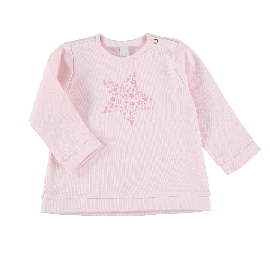 ESPRIT Girls Sweatshirt rosa