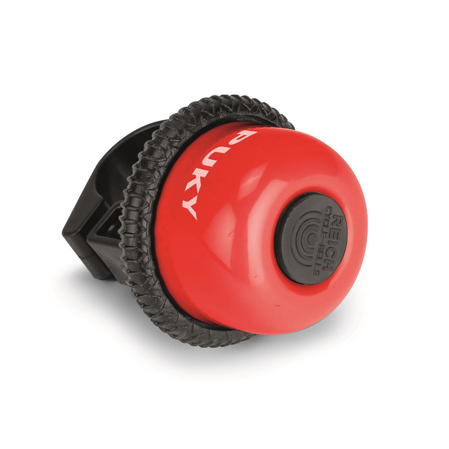 PUKY® Fietsbel G18, rood 9843