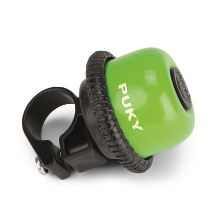PUKY® Sonnette pour draisienne G20, vert kiwi 9854