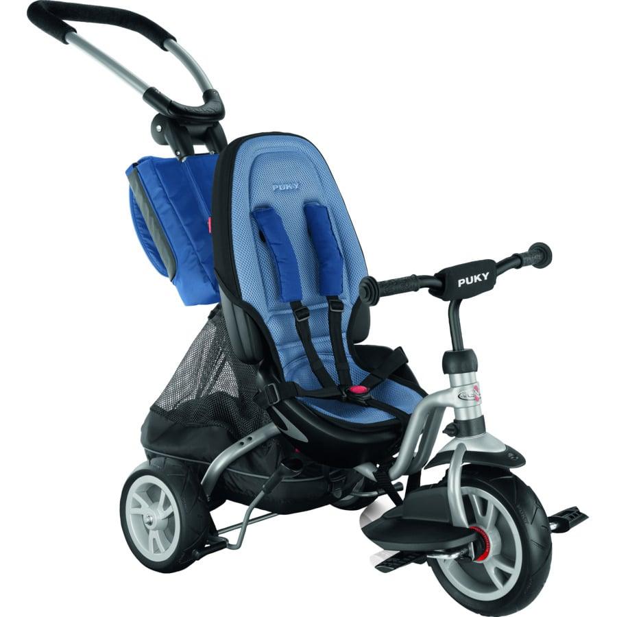 PUKY Dětská tříkolka CAT S6 Ceety modrá