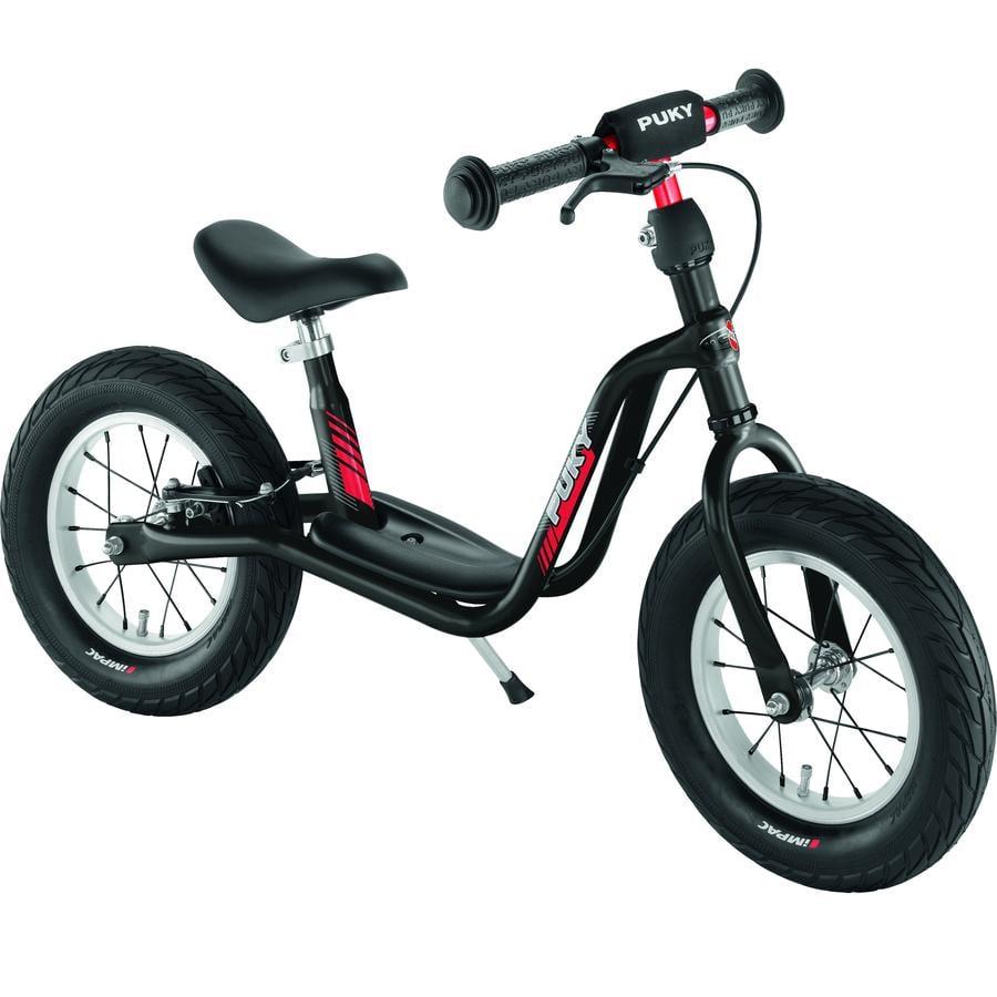 PUKY® Bicicleta sin pedales LR XL, negra 4078