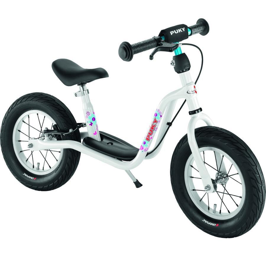 PUKY® Springcykel LR XL, vit 4077