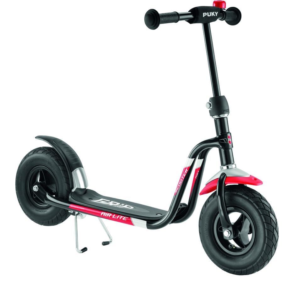 PUKY® Trottinette enfant 2 roues R 03 L, noir 5200