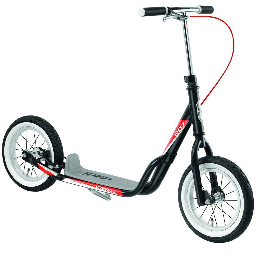 PUKY® Trottinette enfant 2 roues R 07 L, noir 5400