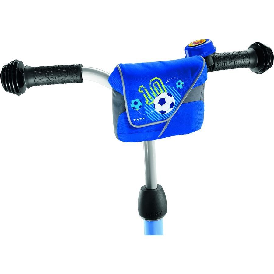 PUKY® taška na řídítka LT1 Fotbal modrá