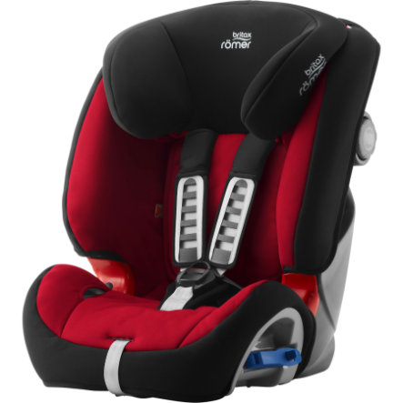 Britax Römer Siège auto Multi-Tech III groupe 1/2 Flame red