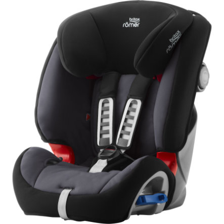 Britax Römer Kindersitz Multi-Tech III Storm Grey