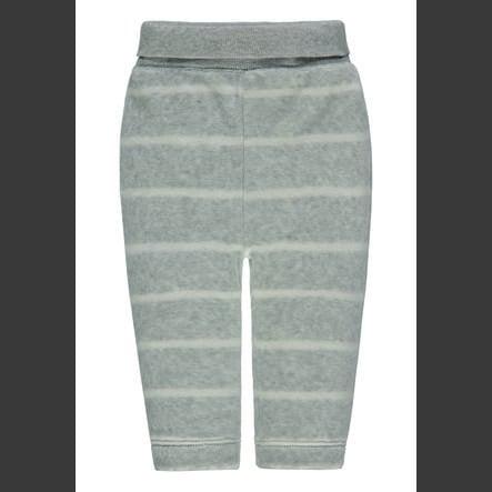 KANZ Kalhoty na běhání, šedé pruhované