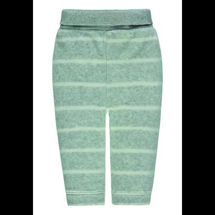 KANZ pantalon de survêtement, gris rayé