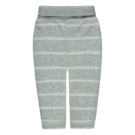 KANZ pantalones de chándal, rayas grises
