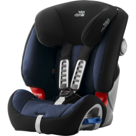 Britax Bilbarnstol Multi-Tech III Moonlight Blue