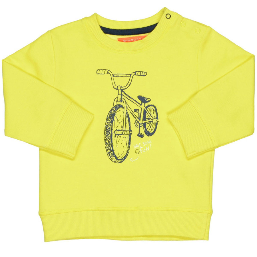 STACCATO Boys Sweatshirt yellow
