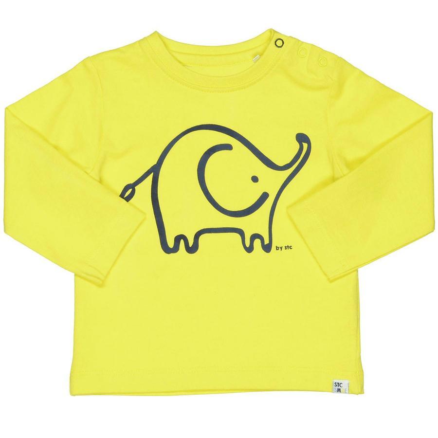 STACCATO Boys Langarmshirt yellow