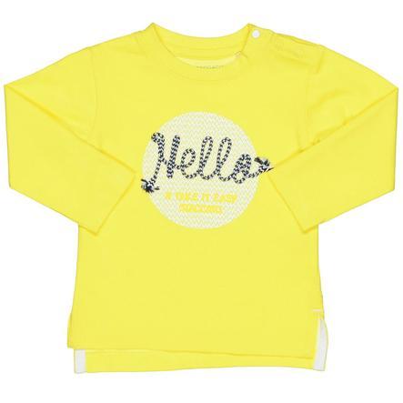 STACCATO Girl koszula z długim rękawem, żółta.