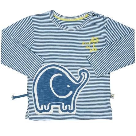 STACCATO Girl s Camisa de manga larga rayas azul oscuro