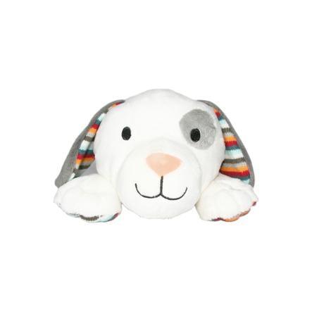 ZAZU Dex - przytulny zabawkowy pies z symulacją bicia serca